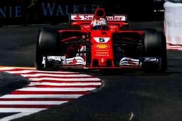 Monaco-Vettel: Liebesbrief vom Fiat-Chef