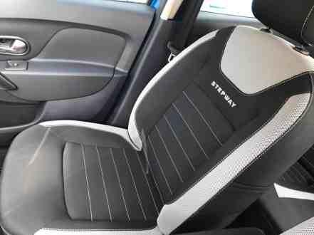 Dacia Sandero Stepway Beifahrersitz