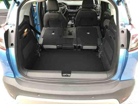 Opel Crossland X Kofferraum
