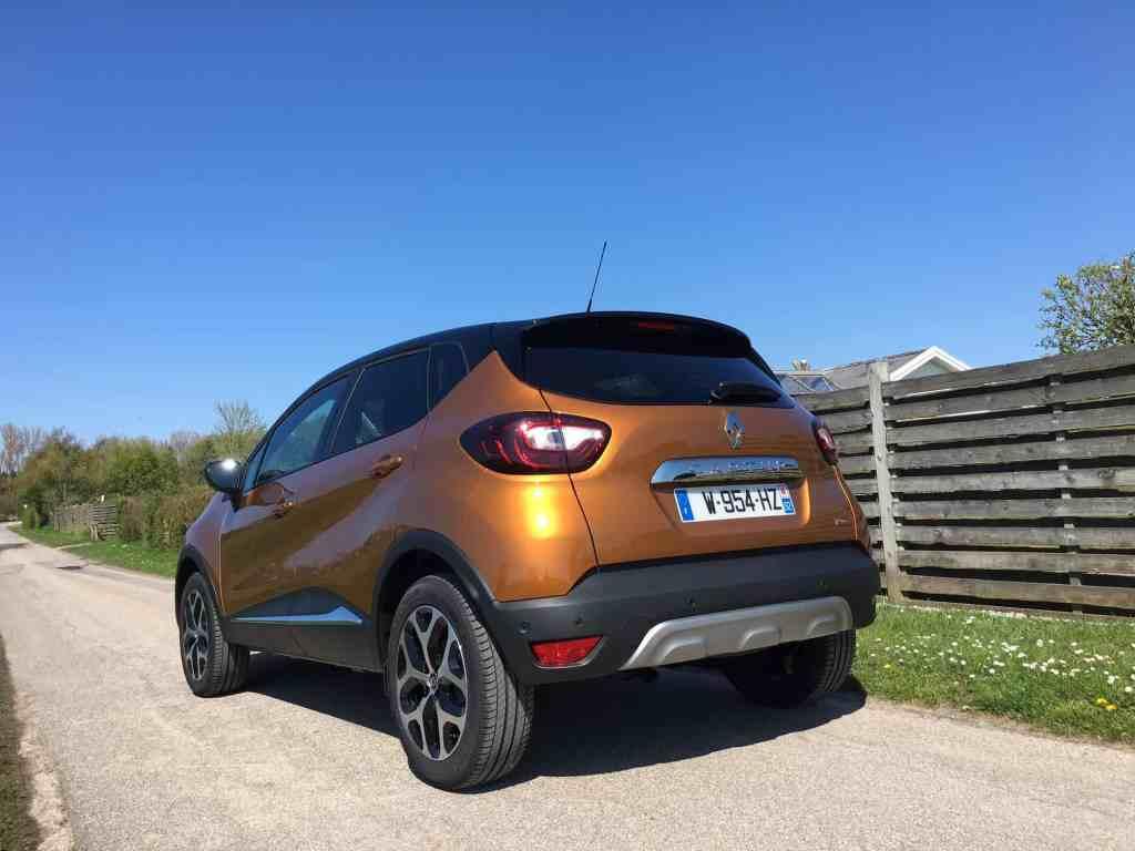 """Renault Captur - """"Le petit roi"""" der kompakten Crossover"""