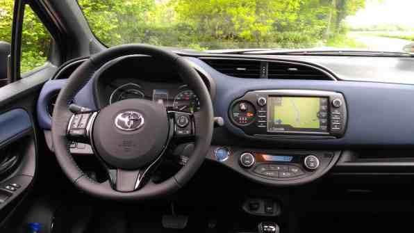 Toyota Yaris Lenkrad
