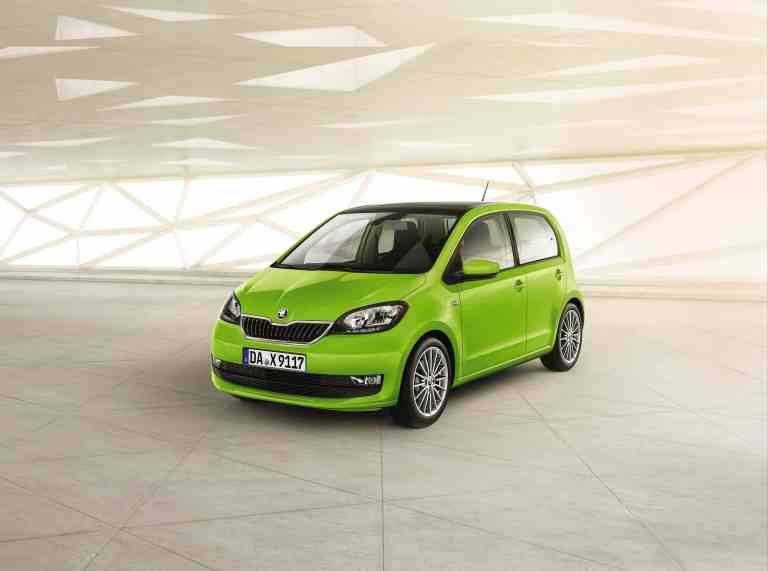 Der neue Škoda Citigo ab 9.770 Euro zu haben
