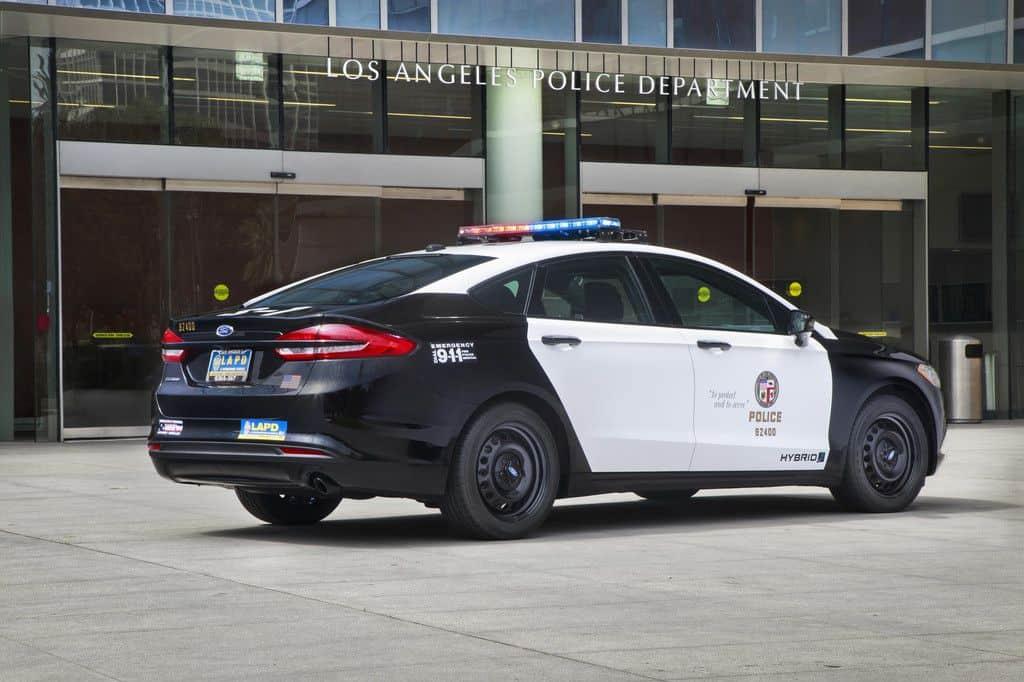 Die US-Polizei geht elektrisch auf Ganovenjagd