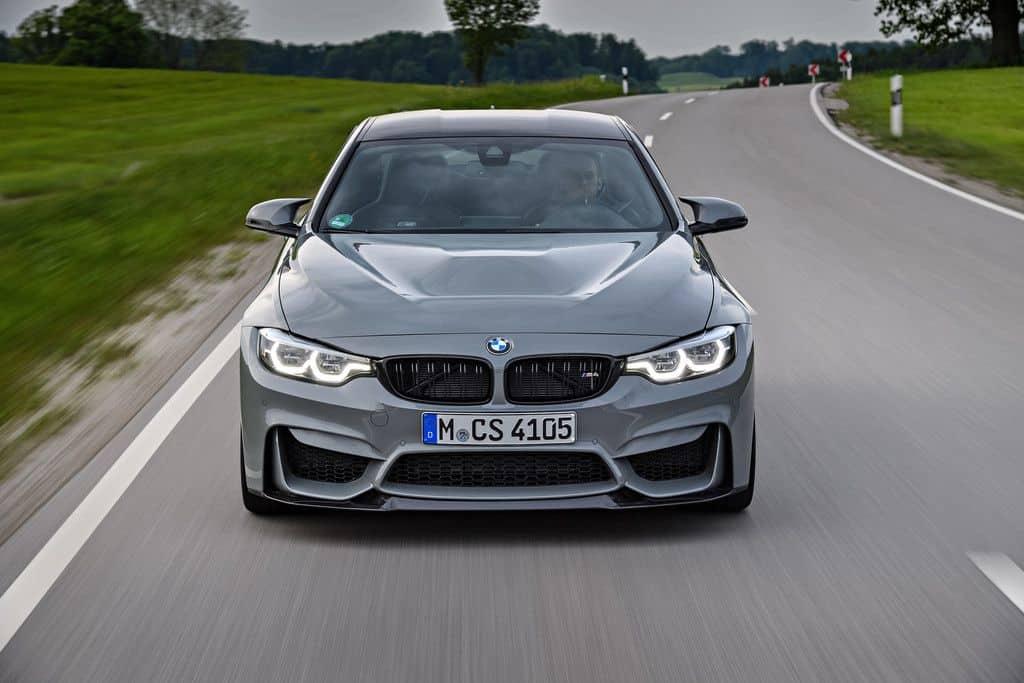 BMW M4: Zwischen Competition-Paket und GTS passt noch der CS