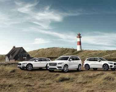 Spartipp für Sylt: Drei Stunden kostenlos mit einem Volvo über die Insel