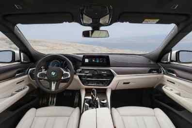 BMW 6er Innenraum