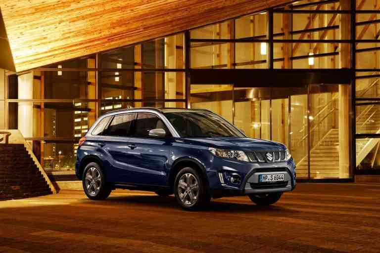 Suzuki legt üppig ausgestattetes Vitara-Sondermodell auf