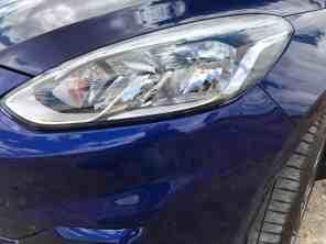 Ford Fiesta Scheinwerfer