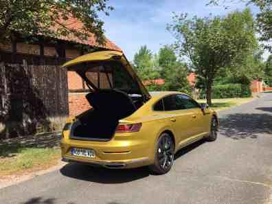 VW Arteon Kofferraum