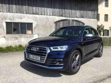 Der neue Audi SQ5 3.0 TFSI quattro