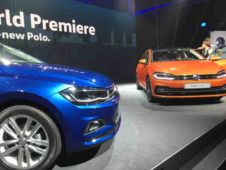 VW startet Polo-Vorverkauf