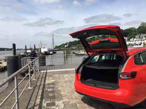 Opel Insignia Sports Tourer Kofferraum