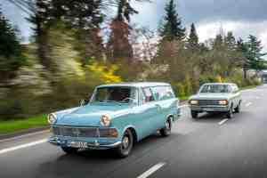 Opel startet mit starken Stücken bei der Oldtimerfahrt Hessen-Thüringen