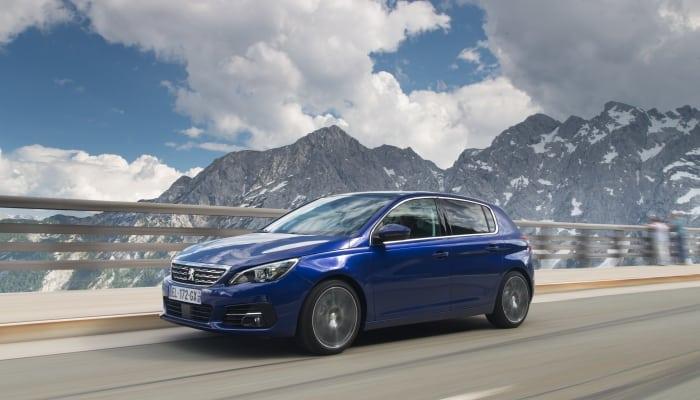 Der neue Peugeot 308 ab 18.700 Euro zu haben