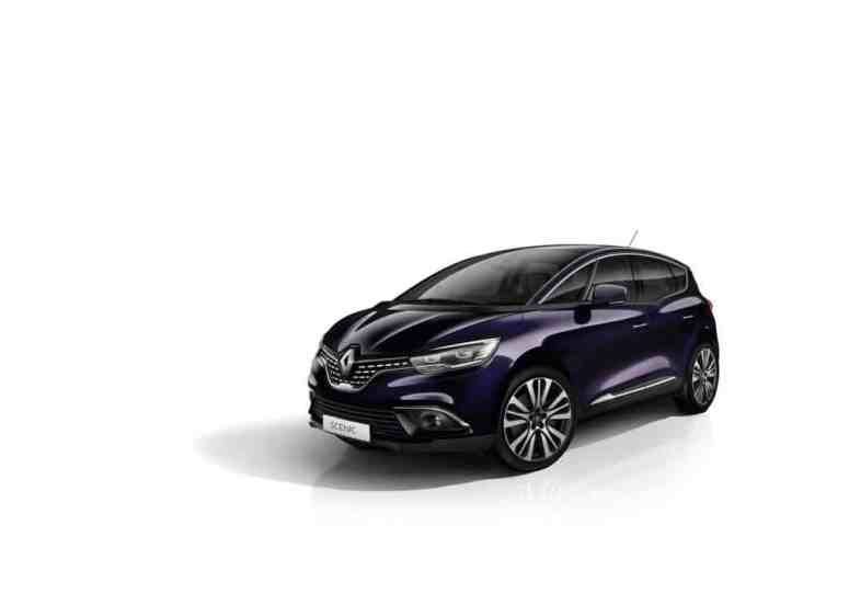 Renault Grand Scénic Initiale Paris