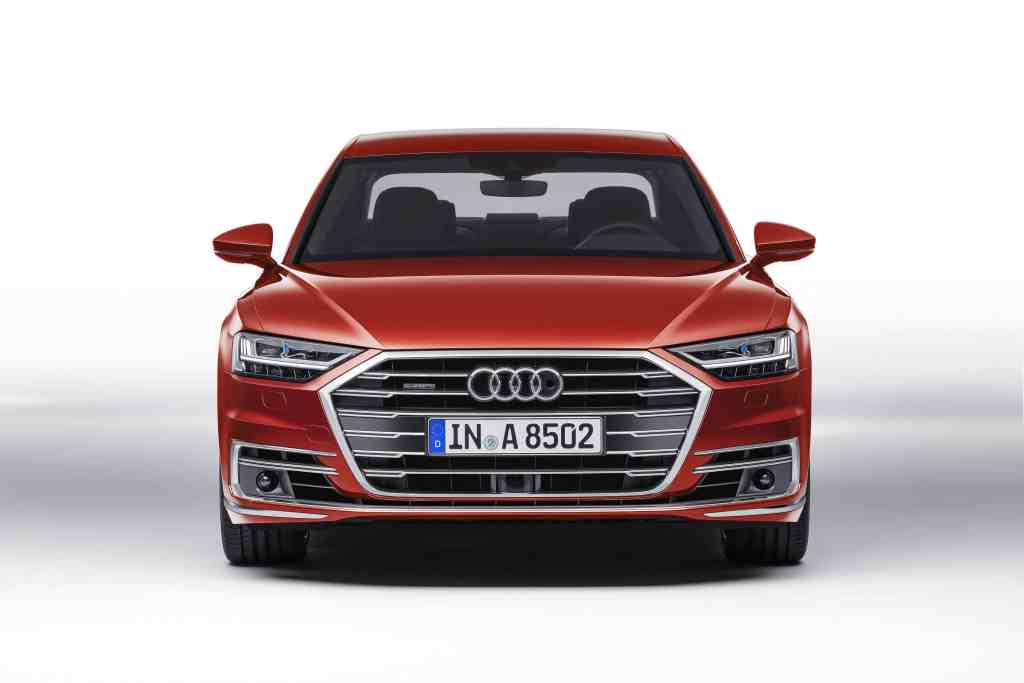 Audi bringt neuen A8