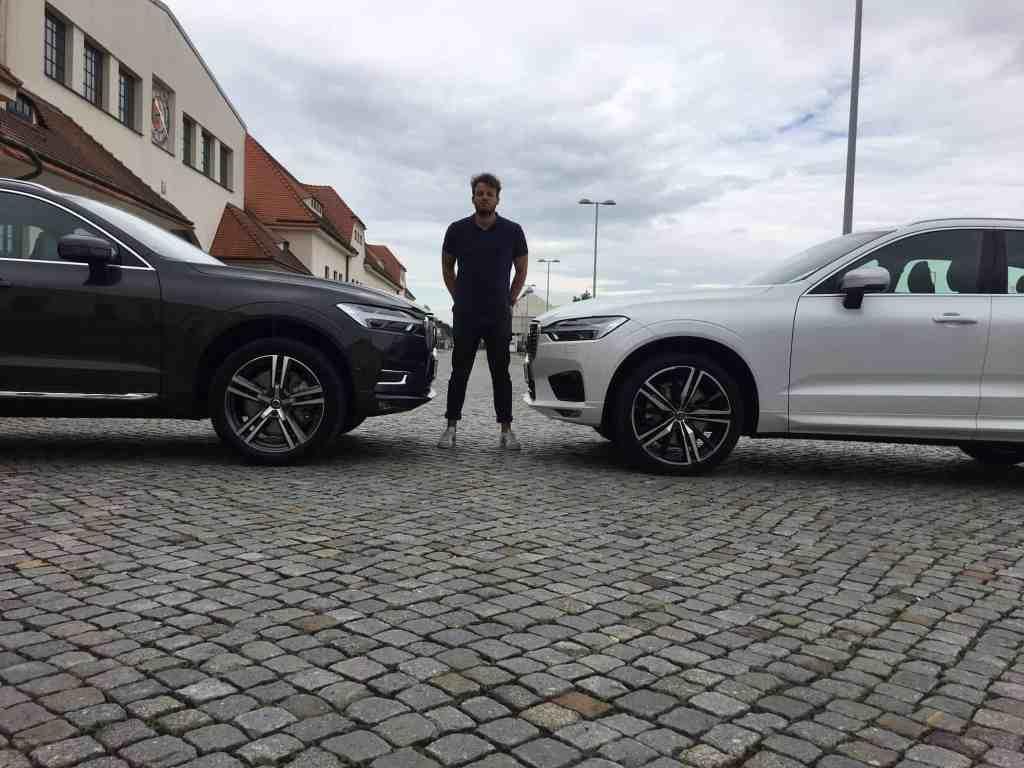 """Volvo XC 60 - """"Liebling, Du hast unseren SUV geschrumpft?"""""""