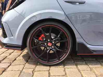 Honda Civic Type R Felge