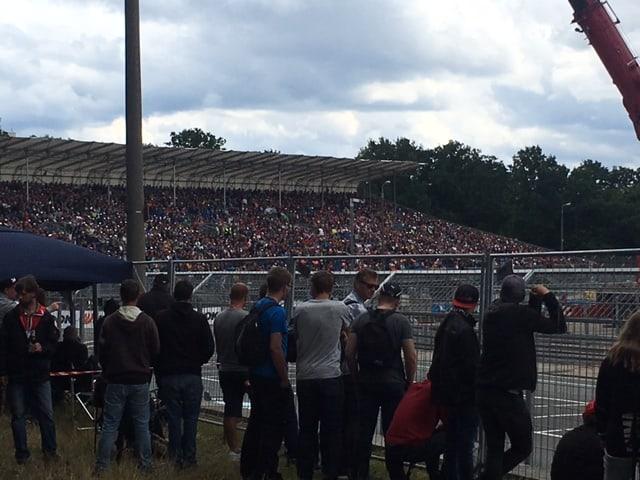 DTM Wochenende am Nürburgring