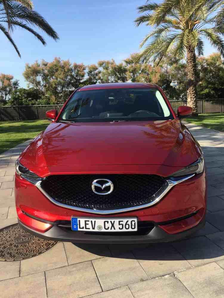 Mazda CX-5 Front