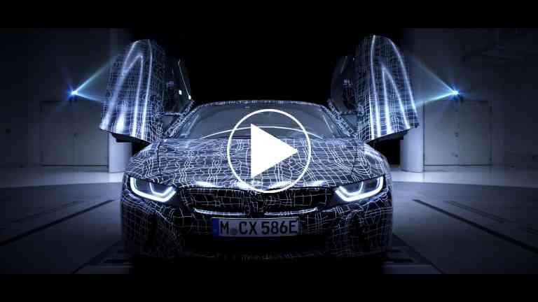 Der BMW i8 Roadster kommt: Ein erster Ausblick.