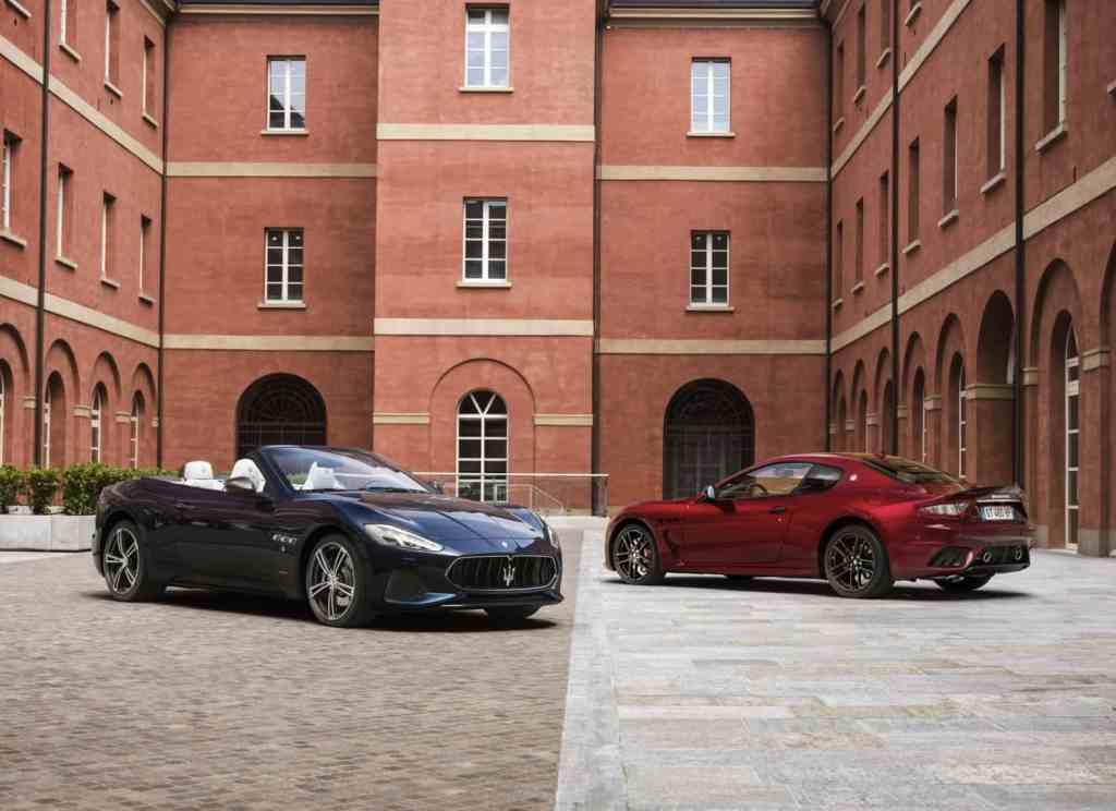 Maserati poliert seinen großen Klassiker auf