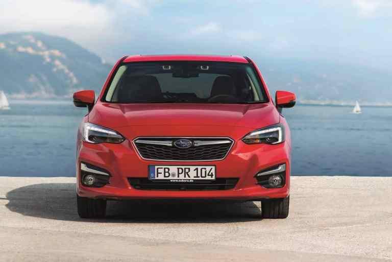 Subaru: Der neue Impreza stellt sich vor