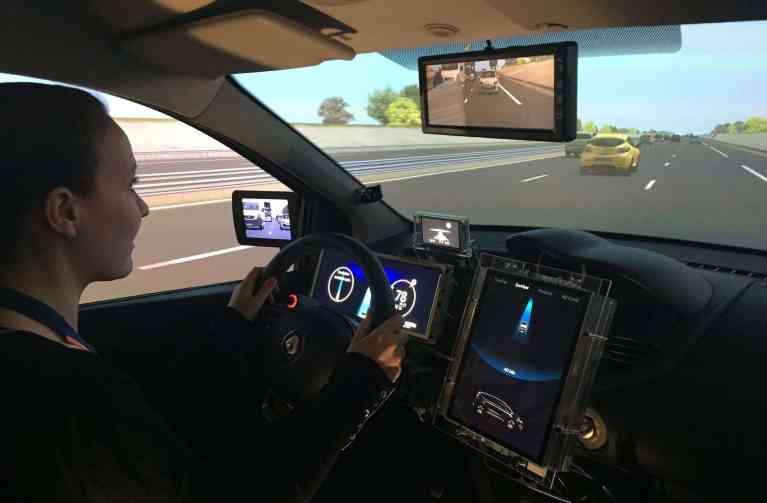 Renault mit neuem Joint Venture zu autonomen Fahrzeugen