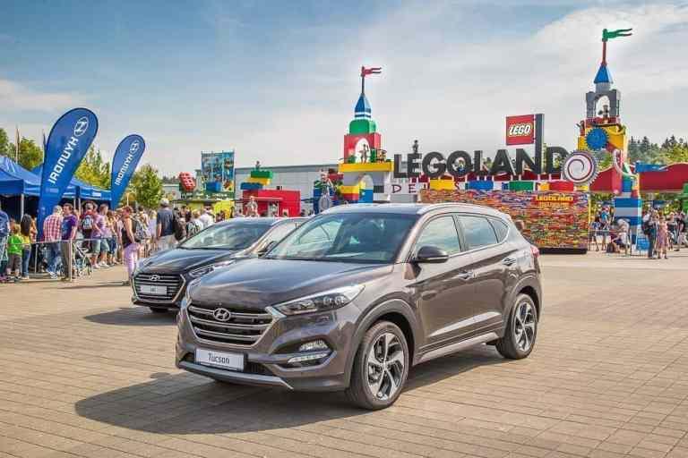 Freier Eintritt in Legoland Deutschland für Hyundai-Fahrer