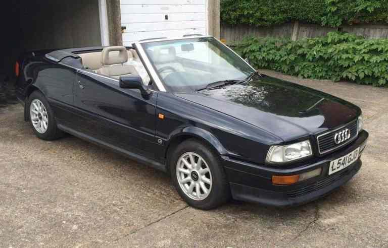 Lady Di's Audi Cabriolet wird am Sonnabend versteigert