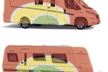 Caravans und Reisemobile mit Köpfchen beladen