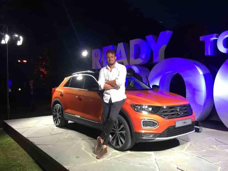 Weltpremiere VW T-Roc - Das neue Golf SUV ist da!