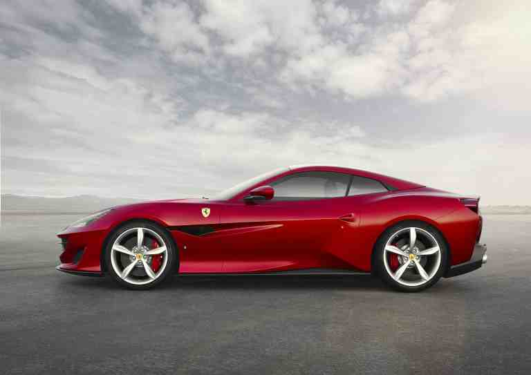 Brandneuer Ferrari - Portofino kommt als GT