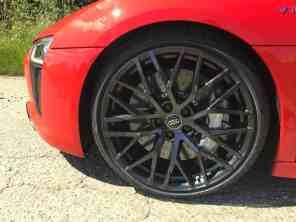 Audi R8 Spyder Felge