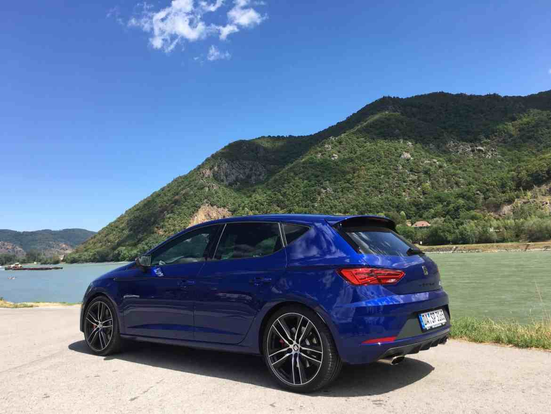 Seat Leon Cupra - Der stärkste Serien-Seat ever!