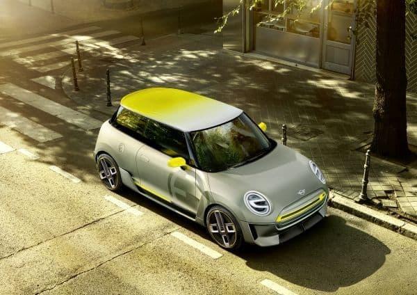 IAA 2017: Mini zeigt Electric Concept