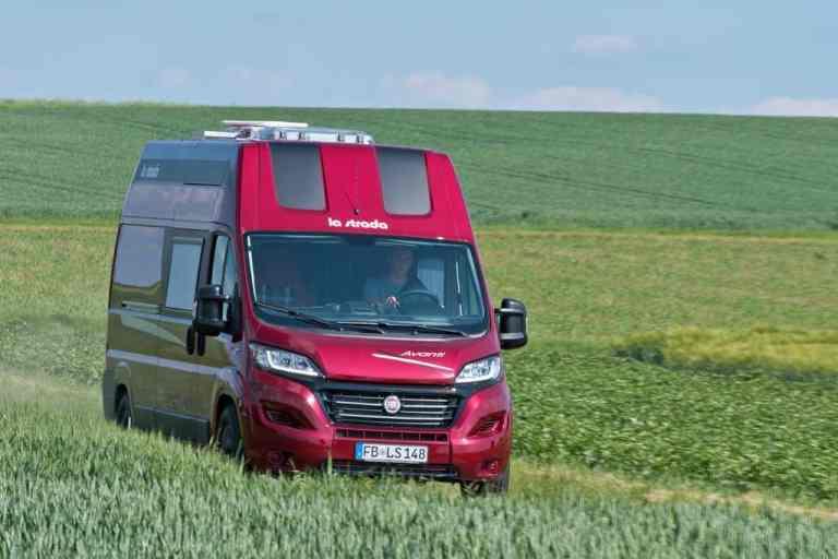 Caravan-Salon 2017: Der La Strada Avanti H kehrt erneuert zurück