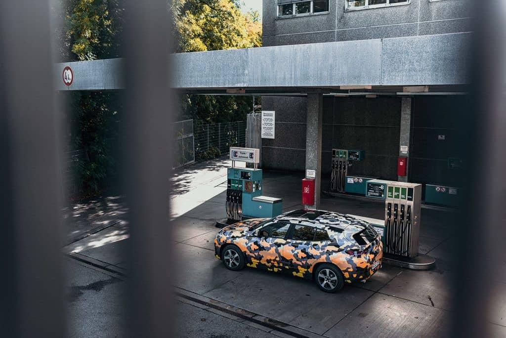 BMW zeigt den X2 erst nach der IAA