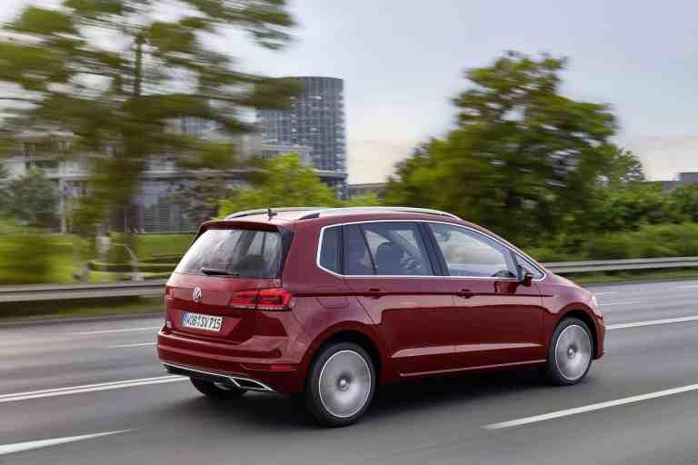 IAA 2017: Der VW Golf Sportsvan zieht nach