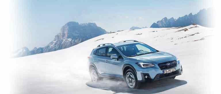 Zwei IAA-Premieren bei Subaru