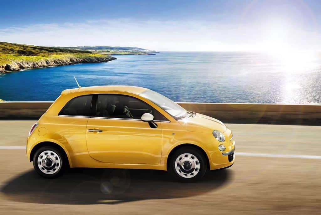 Autos unter 15.000 Euro: Fiat 500 - Frauenliebling
