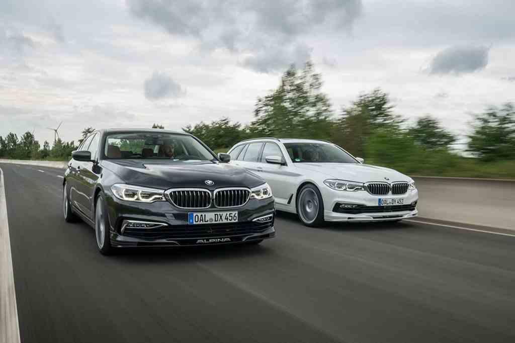 Alpina zeigt den schnellsten Serien-Diesel der Welt