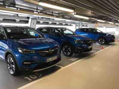 Opel Grandland X,