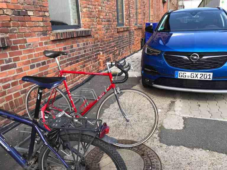 Opels Kap der guten Hoffnung