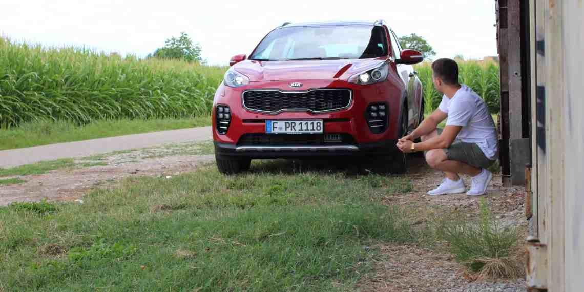 Kia Sportage – Viel Auto für's Geld