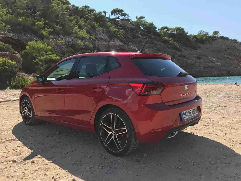 Der Seat Ibiza 2017 - Sportlicher Spanier kann überzeugen