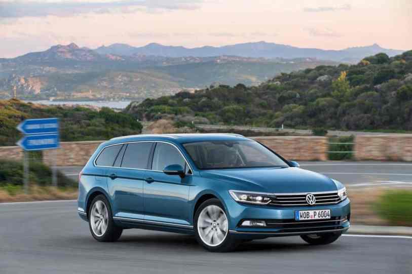 Volkswagen Passat Variant.
