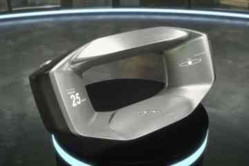 Jaguar Land Rover zeigt intelligentes Lenkrad