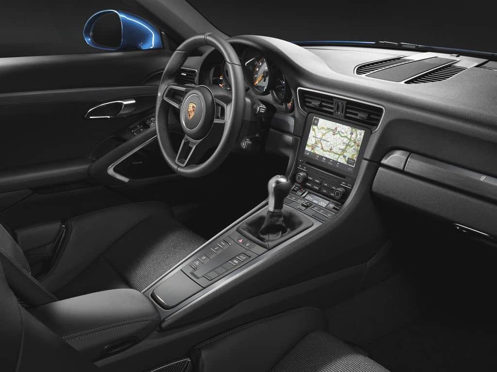 IAA 2017: Touring-Paket für den Porsche 911 GT3 ohne Aufpreis