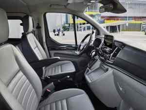 IAA 2017: Ford Tourneo Custom soll dem Platzhirsch auf die Pelle rücken